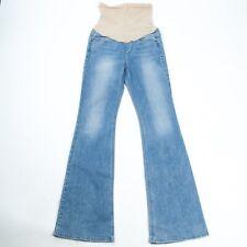 Joes Maternity Jeans Flawless The Vixen/Sassy Bootcut Flare Leg Cheri Blue 28