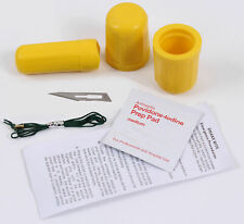 Snake Bite Kit Medical First Aid Treatment Extractor Camping Hiking Emergency