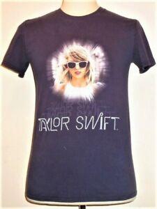 Singer TAYLOR SWIFT '15 1989 World Tour rock T-shirt