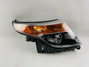 2011 2012 2013 2014 2015 Ford Explorer Halogen Headlight Right Passenger