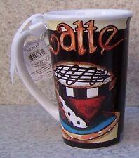 Jumbo Coffee Mug Latte NEW 22 ounce cup with gift box