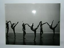 Jewish israel israeli ballet dance big press photo BAT DOR SCHLAGER