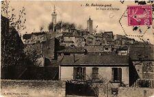CPA  St. Ambroix gard -Le Dugas et l'horloge  (459243)