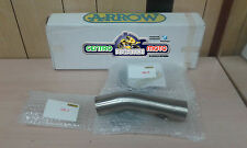 Raccordo Basso Racing Acciaio Inox Collettore Arrow Suzuki SV 650 S 1999 2000