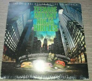 Teenage mutant ninja turtles - Soundtrack LP OTTIMO+