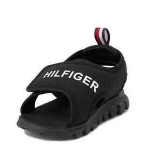 Tommy Hilfiger Shayde Sandal - Baby / Toddler - Black 99151441
