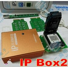IP BOX 2 high speed IC CHIP programmer for iPhone iPad +Battery Activation board