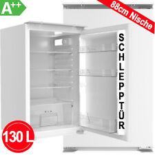 A++ Einbau Kühlschrank 88 cm integrierbar Schlepptür 120 Liter LED by Gorenje