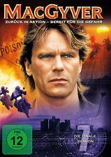 RICHARD DEAN ANDERSON - MACGYVER S7 MB  4 DVD NEU