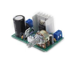 AC/DC 3-40V Input LM317 Adjust Volt Regulator StepDown Power Supply Module