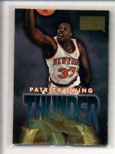 PATRICK EWING/ LARRY JOHNSON 1996/97 SKYBOX PREMIUM THUNDER AND LIGHTNING AX2141