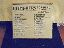 HITMAKERS Vol.45  TOP 40 CD SAMPLER  PROMO November 1990 Excellent