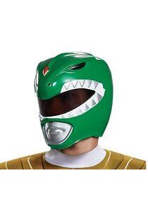 Adult Green Ranger Helmet