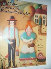 Decorative Tole Painting Precious Folk Art