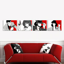 Quadri Moderni Dipinti A Mano Su Tela Quadro Pop Art Lupin Per Arredo Salone