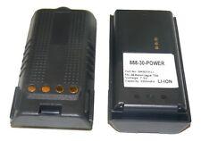 2X Two Way Radio Battery For Bnh-Bkb1210 Fits Harris Jaguar J700P/Spd2000 Li-Ion