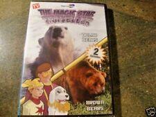 NEW The Magic Star Traveler DVD 2 Episodes 1 DVD Polar Brown Bears Show