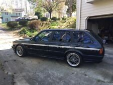 BMW 3 series e30 Touring Hartge Style Decals