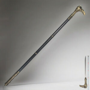 Assassin's Creed Syndicate Walking Stick Sword Cane COS Weapon Game Props Model