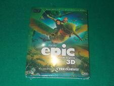 Epic blu-ray 3D Regia di Chris Wedge cofanetto blu-ray 3d blu-ray e dvd