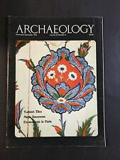 Archaeology Magazine November/December 1979 Volume 32 Number 6