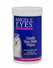 (2 Pack) Angel's Eyes Gentle Tear Stain Wipes for Dogs 200ct