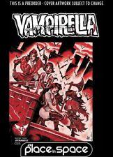 (WK45) VAMPIRELLA #25ZE - TMNT HOMAGE VARIANT - PREORDER NOV 10TH