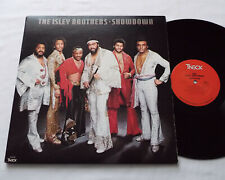 ISLEY BROTHERS Showdown USA g/f LP TNECK PZ 34930 (RE-198?) soul funk disco