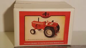 Allis Chalmers One Ninty 1/16 diecast metal farm tractor replica by Scale Models