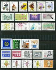 Bundespost jaargang 1984 postfris