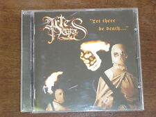 ARTES NEGRAS Let there be death CD