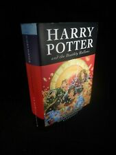 HARRY POTTER And The Deathly Hallows - Hardback - First Edition - First print
