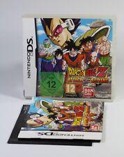 DRAGONBALL Z ATTACK OF THE SAIYANS für Nintendo DS NDS lite xl Spiel 2ds 3ds DBZ
