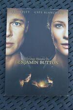 DVD **L'ETRANGE HISTOIRE DE BENJAMIN BUTTON** Brad PITT Cate BLANCHETT