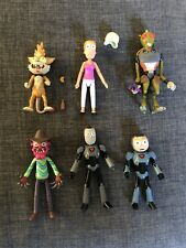 """Funko Rick And Morty Figures Series 2 Complete With Krombopulos Michael 5"""""""