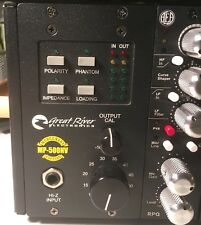 Great River Preamp MP-500NV 500 Series