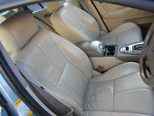 Jaguar S-Type Interior Set. ADX Trim. Set of seats and door cards. 2003-2008