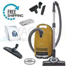 Miele Complete C3 Calima Sgfe0 Canister Vacuum Cleaner | Free Shipping