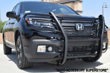 2017-UP HONDA RIDGELINE GRILLE GUARD: ZX1 OFFROAD STYLE: QUICK EASY INSTALL!