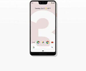 Unlocked Google Pixel 3 XL 64GB Smartphone - Not Pink (Pink Screen) (IL/SP5-7...