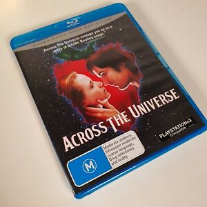 Across The Universe (Blu-ray, 2008) Musical Drama All Regions NEW NOT SEALED