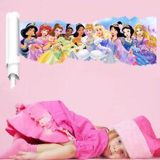 Princess Scroll Girl Baby Nursery Bedroom Vinyl Art Wall Sticker Decal 10