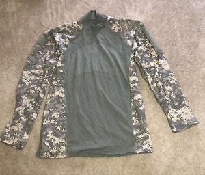 Army Combat Shirt ACU Digital Camo Flame Resistant Size Large