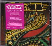 Y&T 'MEAN STREAK' BONUS TRACK  ROCK CANDY 2018 REMASTERED SEALED!