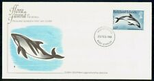 Mayfairstamps Falkland Islands 1980 Dusky Dolphin first Day Cover wwf98899