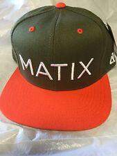 100% AUTHENTIC MATIX SNAP BACK HAT