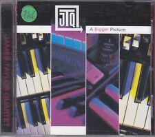 THE JAMES TAYLOR QUARTET - a bigger picture CD
