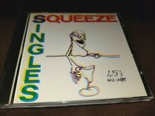 Squeeze Singles 45's And Under (CD 12 TRACKS)