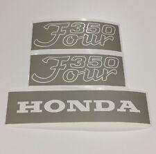 HONDA CB350 quatre Giuliari Seat Stencil Kit