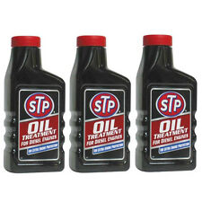 STP Oil Treatment For Diesel Engines 3 Cans 300ml